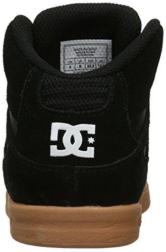 DC  TODDLERS REBOUND SE UL, Baskets pour garçon Black/gum