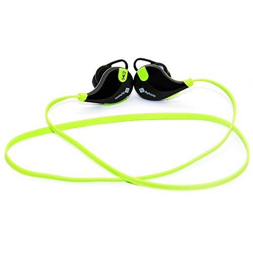 Syhonic – Auriculares Bluetooth con eliminación de ruido para hacer running, skate o cualquier deporte