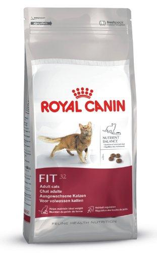 Royal Canin Katzenfutter Feline Fit 32, 1er Pack (1 x 10 kg Packung)