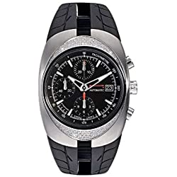 Pirelli Men's Automatic Watch R7921911023 with Rubber Strap