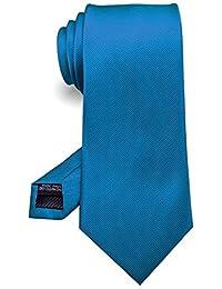 JEMYGINS Cravate Cousue Main pour Homme - Travail, Fête