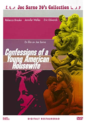 Confessions of a Young American Housewife [ NON-USA FORMAT, PAL, Reg.0 Import - Sweden ]