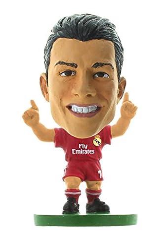 Soccerstarz - 400872 - Figurine Sport - Real Madrid Cristiano