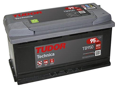 Preisvergleich Produktbild TB950 Exide Tudor Autobatterie High Tech Carbon Boost 12V 95Ah