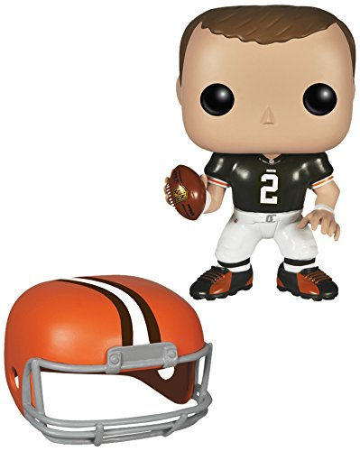 Funko Pop NFL Wave 1 - Figurita de Johnny Manziel
