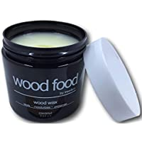 Wood Food Butcher Block Wax - Protection for Cutting Boards, Furniture, Flooring, Toys & Salad Bowls (180ML)
