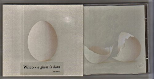 WILCO - A GHOST IS BORN - CD (not vinyl)