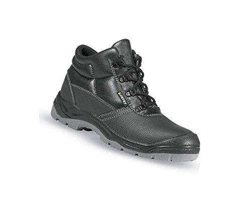 U POWER , Chaussures de sécurité pour homme Noir - Noir