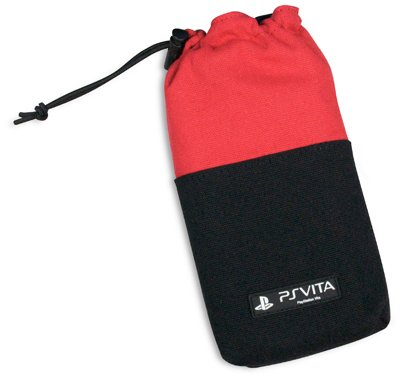 Kit Clean 'n' Protect pour PS Vita – rouge