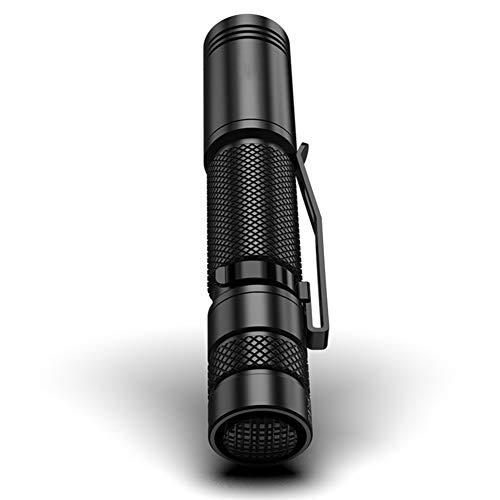 Outdoor-Mini-Taschenlampe - wasserdicht und staubdicht einstellbar DREI-Geschwindigkeits-Helligkeit - geeignet für Sport, Outdoor, Camping, Wandern, Notfall -