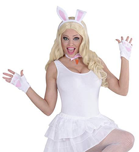 Unbekannt Junggesellinenabschied Hase Häschen Hasenkostüm Osterhase 5 teiliges Set mit - Hase 5 Teilig Kostüm