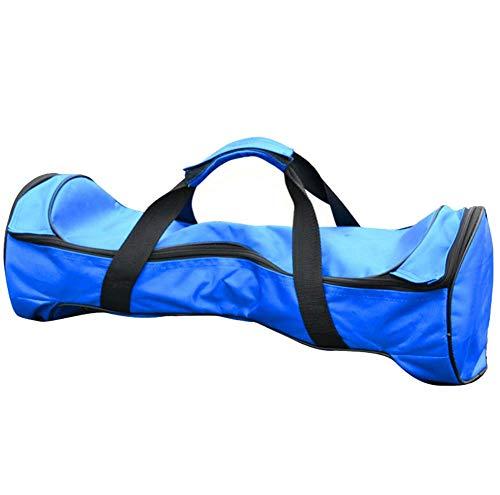 Currentiz Hoverboard Bag 6,5 Zoll Schwarz Blau Wasserdicht Oxford Material Hoverboard Rucksack Tasche Tragbare Durable Scooter Handtasche Aufbewahrungstasche Mit Netztasche