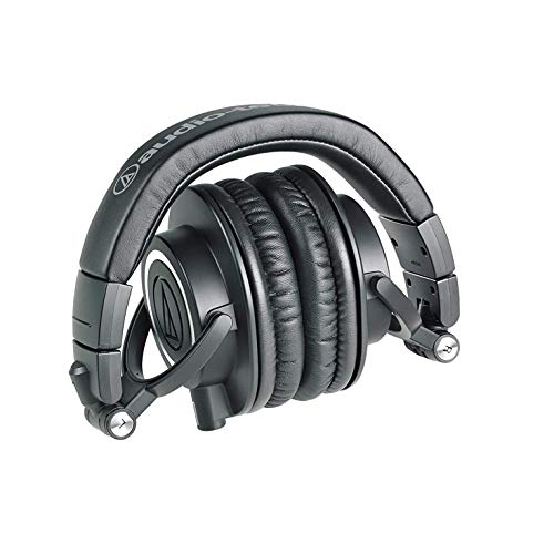 Audio Technica ATH-M50x DJ-Kopfhörer für Studio - 3