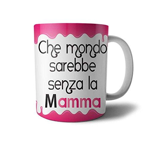 Babloo tazza idea regalo festa della mamma che mondo sarebbe senza la mamma