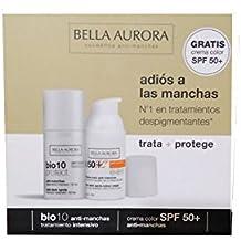 Bio 10 + Protector solar Color SPF 50 Bella Aurora