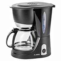 Judge 6-Cup Filter Coffee machine, Glass Jug, Black