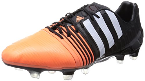 Adidas Nitrocharge 1.0 FG - Orange/Schwarz