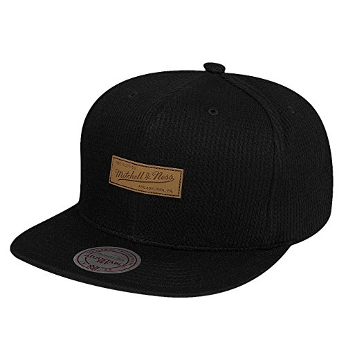 Mitchell & Ness Homme Casquettes / Snapback Waffle Noir
