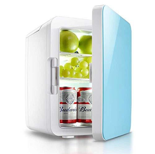 SHIBINGX Auto frigo 10L Mini Frigorifero Portatile casa Frigorifero Portatile Riscaldamento e...