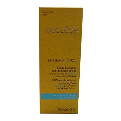 Decleor-Hydra floral fluide hydratant anti-pollution spf30 tous types di peaux 50 ml donna