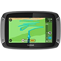 TomTom Rider Motorcycle GPS 1ge0.054.00 Europe Map (Import)