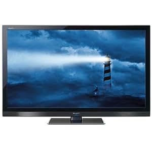 "Sharp Aquos LC-32LE705E TV LCD 32"" LED HD TV 1080p 100 Hz 4 HDMI USB"