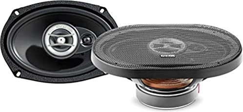 """Focal Auditor+ RCX-690SI (6""""x9"""" 3-Way) Pair of Coaxial Car Speaker (420 W)"""
