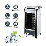 Climatiseur Portable - 4 en 1 Mini Climatiseur Mobile, Refroidisseur d'air...