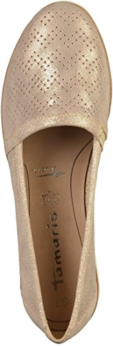 Tamaris 1-24613-20 Damen Slipper Beige