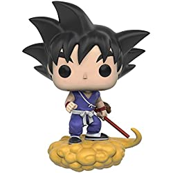 Funko Pop! - Dragonball Z Goku & Nimbus Figura de Vinilo, Estándar (7427)