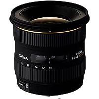 Sigma 10-20 mm F4,0-5,6 EX DC HSM-Objektiv (77 mm Filtergewinde) für Canon Objektivbajonett