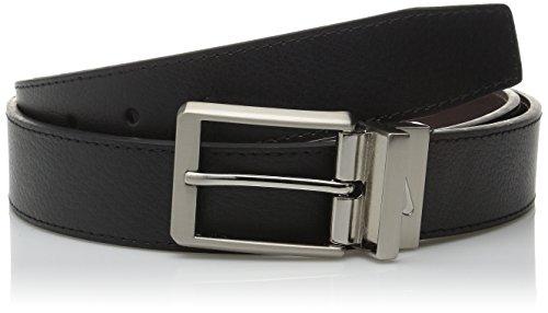 Nike hombre de Core Reversible cinturón -  negro...