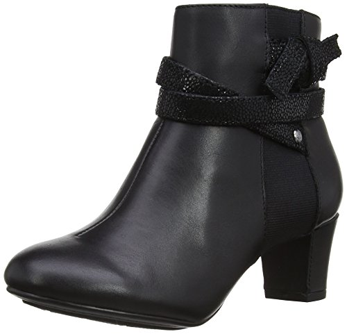 Hush Puppies - Stivali, Donna Black (nero)