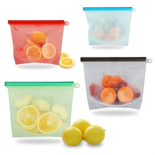 BasicForm Bolsa reutilizable preservación alimentos