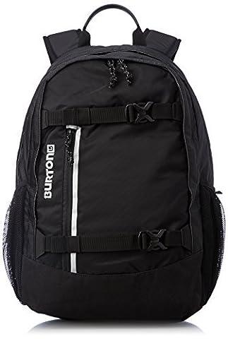 Burton Daypack DAYHIKER, True Black Ripstop, 33 x 16 x 48 cm, 25 Liter, 15286100020