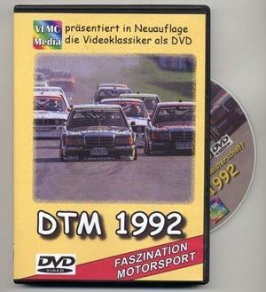 Preisvergleich Produktbild DTM Deutsche Tourenwagenmeisterschaft 1992