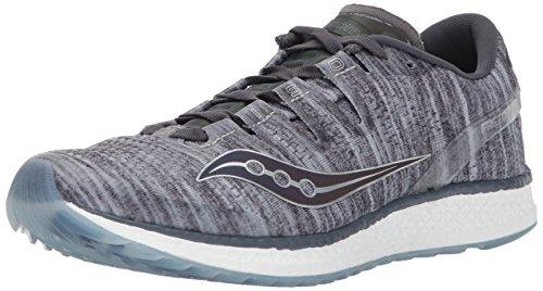 Saucony Men\'s Freedom ISO Footwear Grey in Size 47