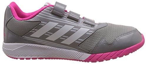 Chaussures junior adidas AltaRun Midgrey/Ftwwht/Shopin