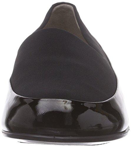 Ecco Touch, Mocassins femme Noir (51707Black/Black)