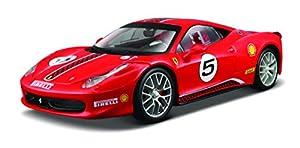 Ferrari - Racing 458 Challenge, vehículo (Bburago 18-26302)
