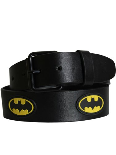 Batman - S - Black rattoppato Belt