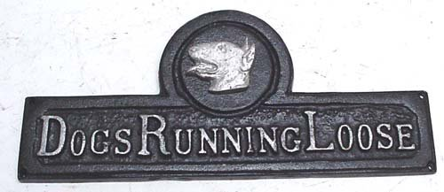 dogs-running-loose-cast-iron-sign