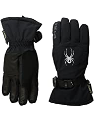 Spyder W Synthesis Gore-T Ski - Guantes para mujer, color negro, talla L