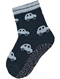 Herstellergr/ö/ße , Anthrazit Mel. 592 per pack Grau Sterntaler Baby Jungen S/öckchen 3er-Pack Krokodil Socken