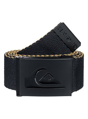 Quiksilver-Cintura da uomo Revo Jam, Dull oro, taglia unica, eqyaa03101Flash cne0