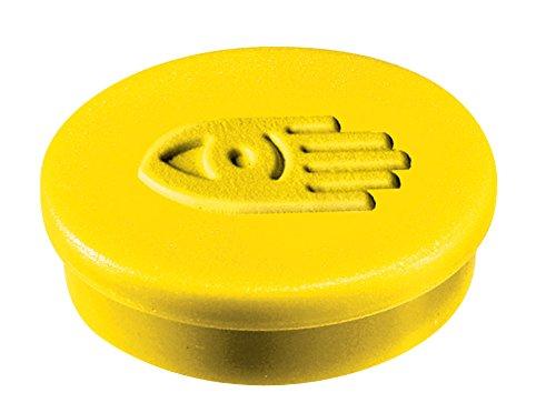 Legamaster 7-181205 Haftmagnete circa 850 g, gelb