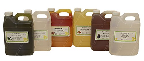 Arnica Warming Relief Massage Oil with Essential Blend Pure & Organic Skincare 32 oz/1 Quart