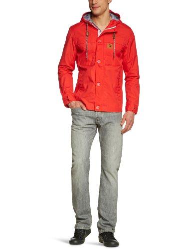 Ragwear Herren Jacket Appa Red