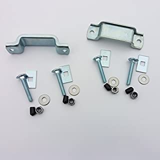 Autorack Products RHINO PIPE TUBE CARRIER FITTING BRACKETS - RP12 and RP10 Compatible