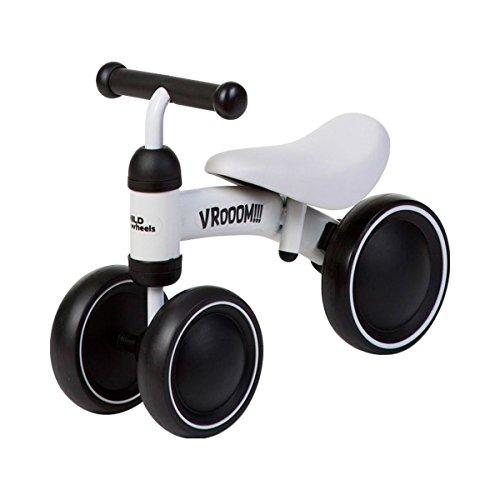 Childhome CHCWBBW - Bicicleta de tres ruedas, unisex
